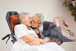 遲到60年婚禮 詹瑞東 詹韓水金喜圓夢