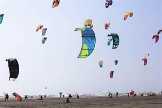 陽光台中「大安海」體驗風箏衝浪輕旅行