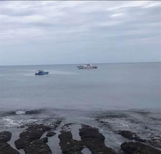 墾丁紅柴坑觀光潛艇觸礁沉沒 2船員獲救