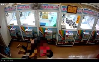 夾娃娃機店不夾娃娃 國中小情侶上演活春宮全被錄