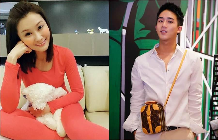 《炮仔聲》近期加入新血,陳珮騏(左)、李博翔(右)飾演姊弟進入周家引起討論。(圖/翻攝自臉書)