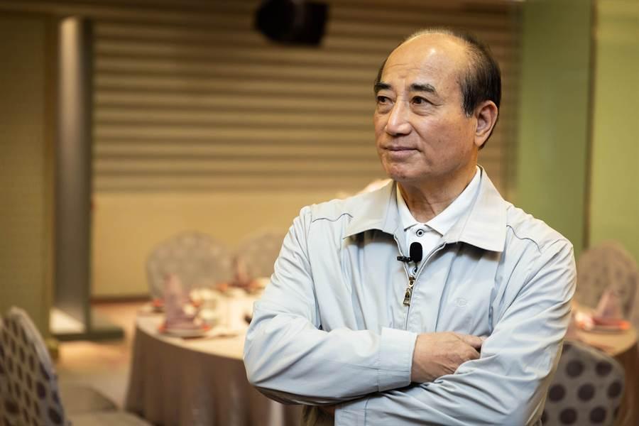 前立法院長王金平。(圖/資料照片)