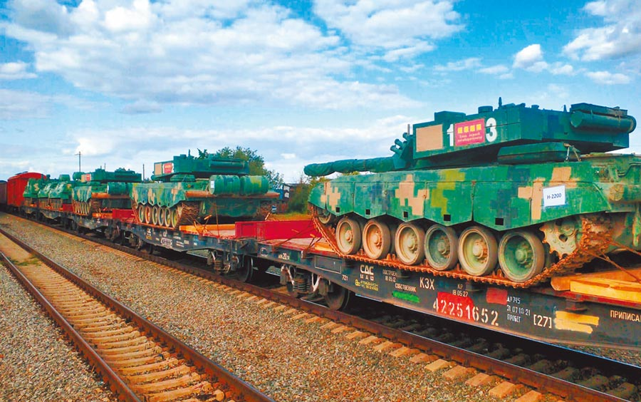 鐵路運輸。(取自人民網)