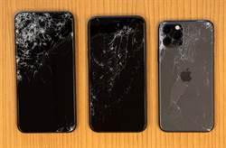 iPhone 11超瘋狂跌落測試 這一支最耐摔