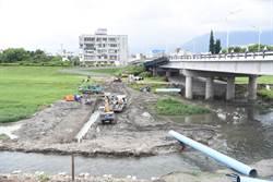 花蓮尚志橋自來水供水問題11月解決 12月開始修繕