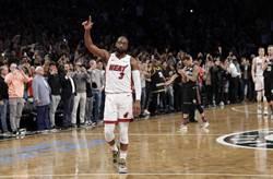 NBA》韋德心中最佳五人 詹皇與歐尼爾入隊