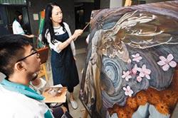 東女美術老師獲SUPER教師獎