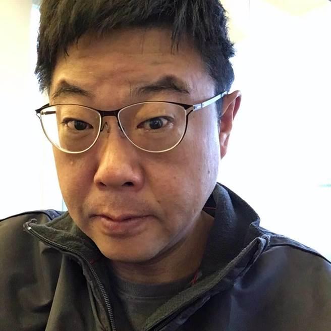 胡幼偉建議韓國瑜行程安排應把握原則。(胡幼偉臉書擷圖)