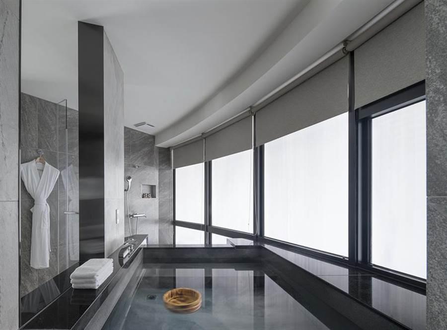 福泰飯店集團旗下位在宜蘭的礁溪山形閣飯店,推出秋冬旅遊優惠專案。(圖/福泰飯店集團)