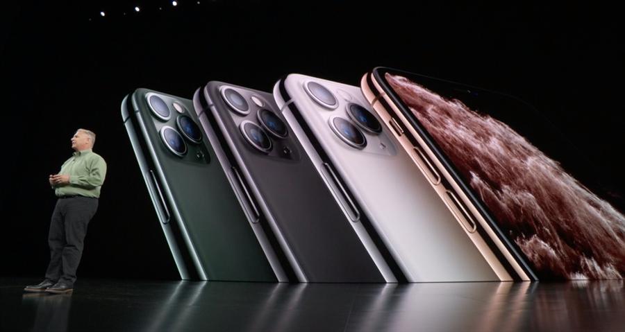 iPhone 11傳過熱!陸網友酸:像買了一個暖暖包。(摘自蘋果官網)