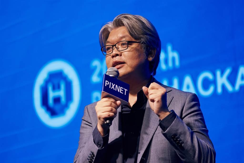 PIXNET研發中心副總經理黃凱澤博士。(痞客邦提供)