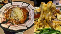 女神IU指定要吃!全台唯一韓式烤腸厚沾邪惡起司
