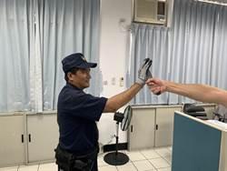 熱心警友捐百雙防割手套  大湖警執勤多層保障