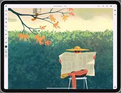 多種筆刷任你選 Adobe 新繪圖應用 Fresco 上架