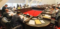 台中市議會定期會將開議 藍綠雙方展開激烈攻防