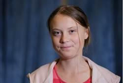 另類諾貝爾獎出爐 16歲環保少女桑柏格獲獎