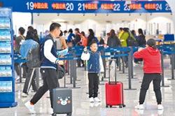 出國旅遊 成為大陸人的日常