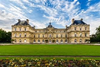 法國盧森堡宮地下室發現納粹遺物