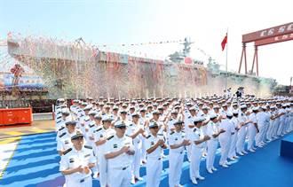 航母加兩棲攻擊艦 陸遠海艦隊成型