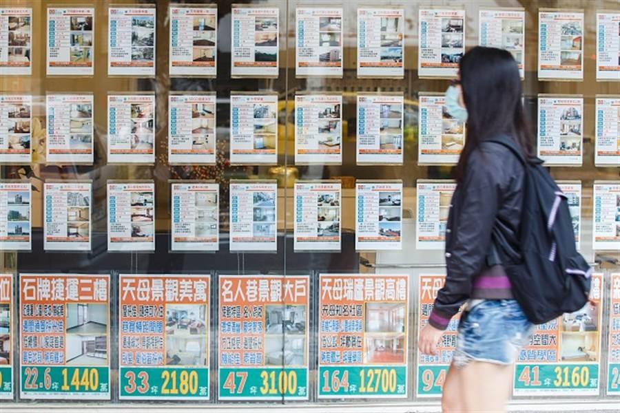 這幾年房市景氣反轉,多次爆出賠售案例。(本報系資料照片)