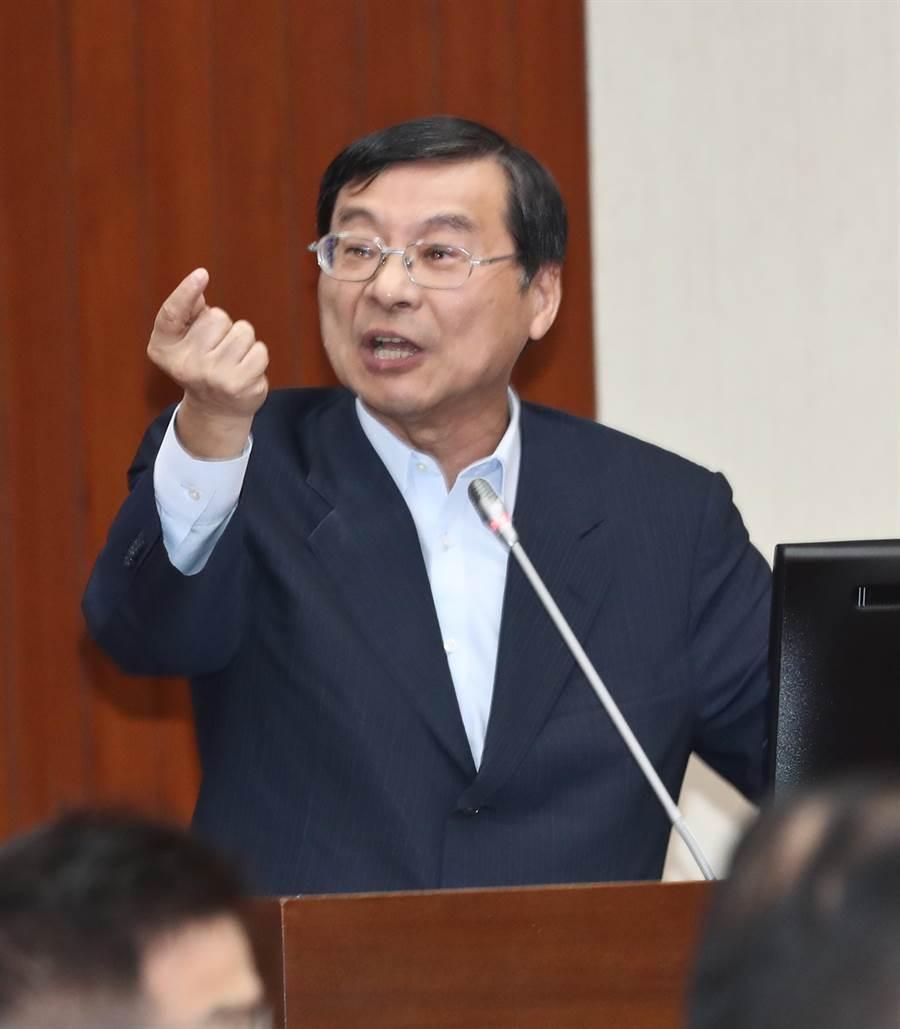 國民黨立委曾銘宗。(資料照片/劉宗龍攝)