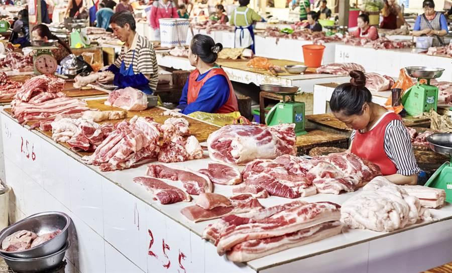 據陸學者推算,非洲豬瘟造成的直接損失達人民幣1兆元,另有學者稱,豬瘟影響「不亞於一場戰爭」。(示意圖/達志影像)