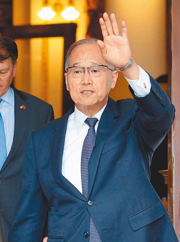 國安會秘書長李大維。(本報系資料照片)