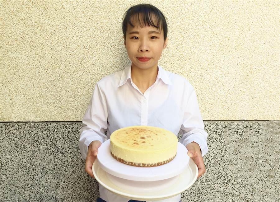 甜點少女自學出師 「減糖」乳酪香濃滑順 - 旅遊