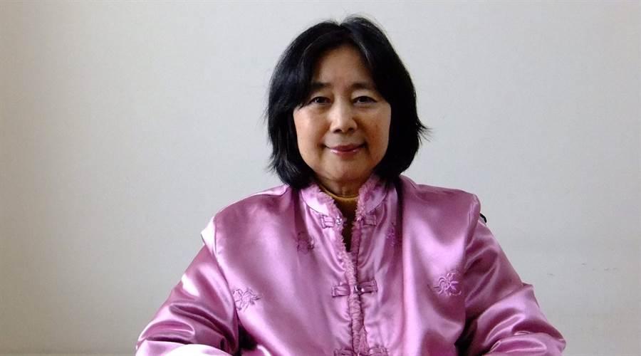 通靈大師江嘉葉。