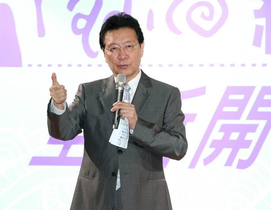 被追徵77億元 趙少康秀證據告李登輝、劉泰英背信