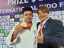 世界青少年柔道賽奪金 東體林崇佑成台灣第一人