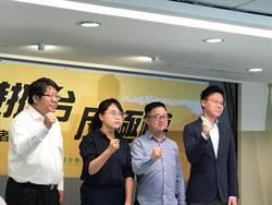 國台辦批民進黨介入港事 林飛帆否認