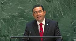 聯大總辯論 瓜地馬拉三年來首發言挺台