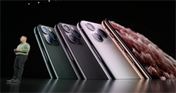 iPhone 11不怕變3眼怪 美媒揭背後盤算