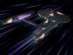 科幻大未來:科學家認真思考「曲速航行」