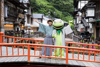 一生必訪日本銀山溫泉  走進神隱少女的古樸世界