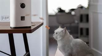 米客邦攜手Pawbby推出寵物餵食機 有意可至嘖嘖募資