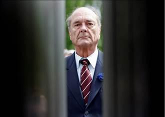 從政爭議不斷  席哈克結束86年精彩人生