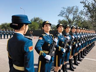 閱兵村揭密 每天訓練近3萬步