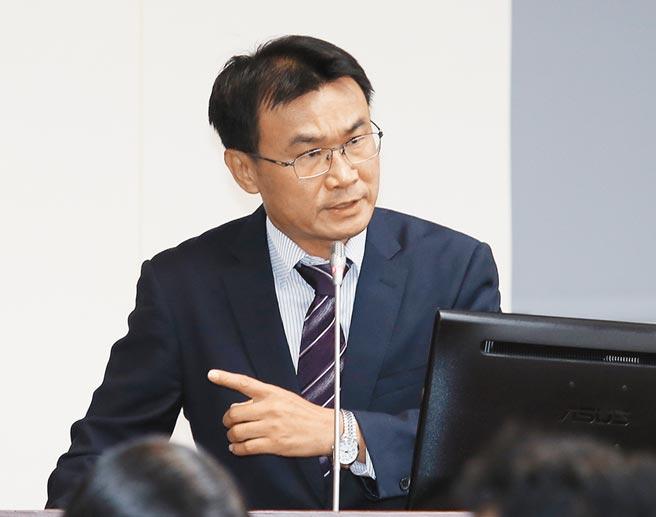 農委會主委陳吉仲。(資料照,姚志平攝)