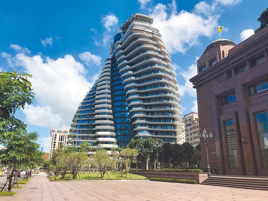 中華工程表示,「陶朱隱園是藝術品不是豪宅,價格只會在買家心中。」圖/本報資料照片