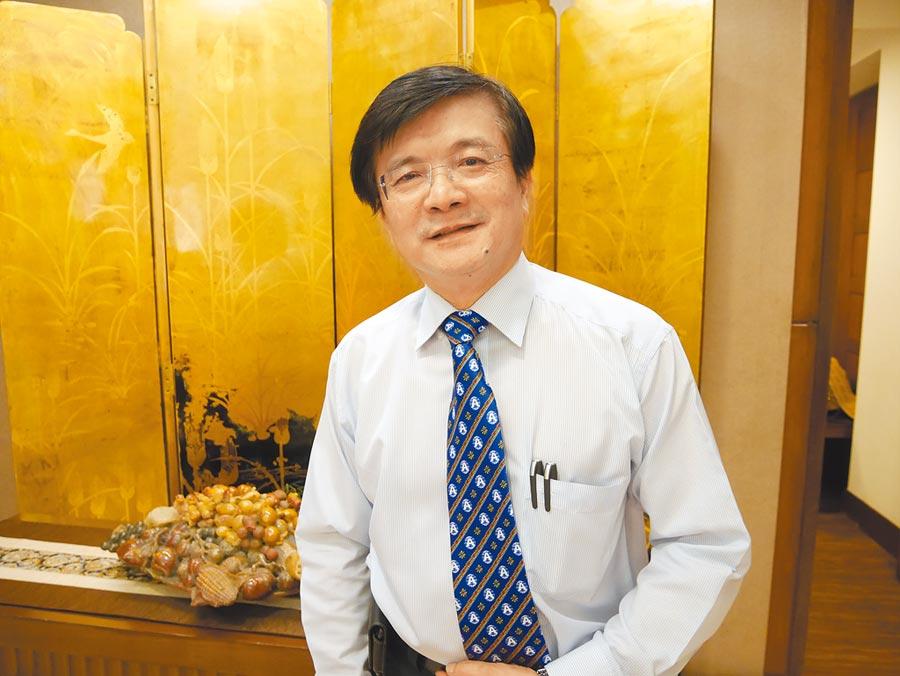 南台灣兩岸關係協會聯合會主席蔡金樹。(本報資料照片)