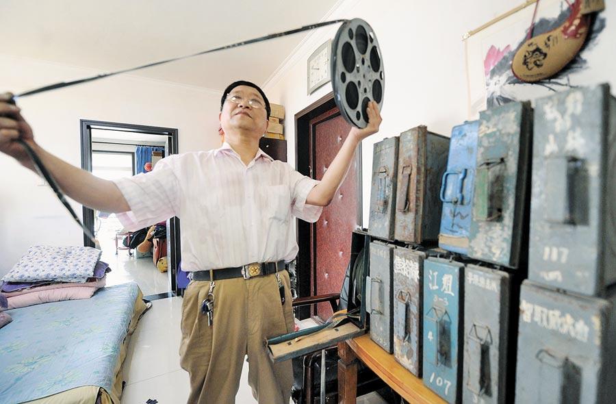 大陸膠片電影的數位修復,成為網路熱門話題。(新華社)