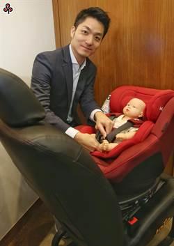 後向式安全座椅 2歲以下都要用