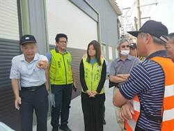 麻豆交流道機車引道改善  高公局允諾10月底完成