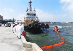 海巡水域聯合搜救演練 4假想狀況出動陸海空