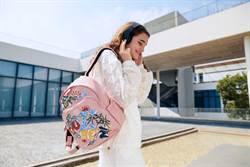 中西文化創意結合  Kipling秋冬包款完美詮釋青春與生命力