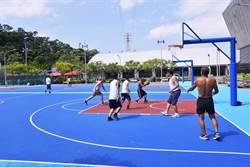 市府斥資943萬元  改善錦和運動公園球場環境