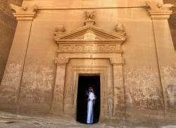 沙國首次開放旅簽給49國 世界遺產讓人驚艷