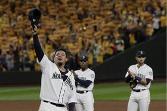 MLB》15年「國王」退位 水手最終戰淚灑球場